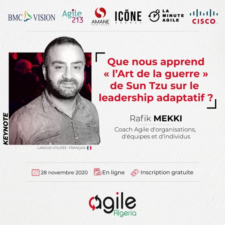 Agile Algeria on Linkedin