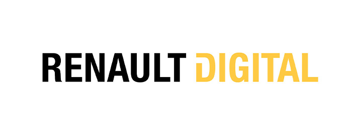 logo Renault Digital - We Love Agility