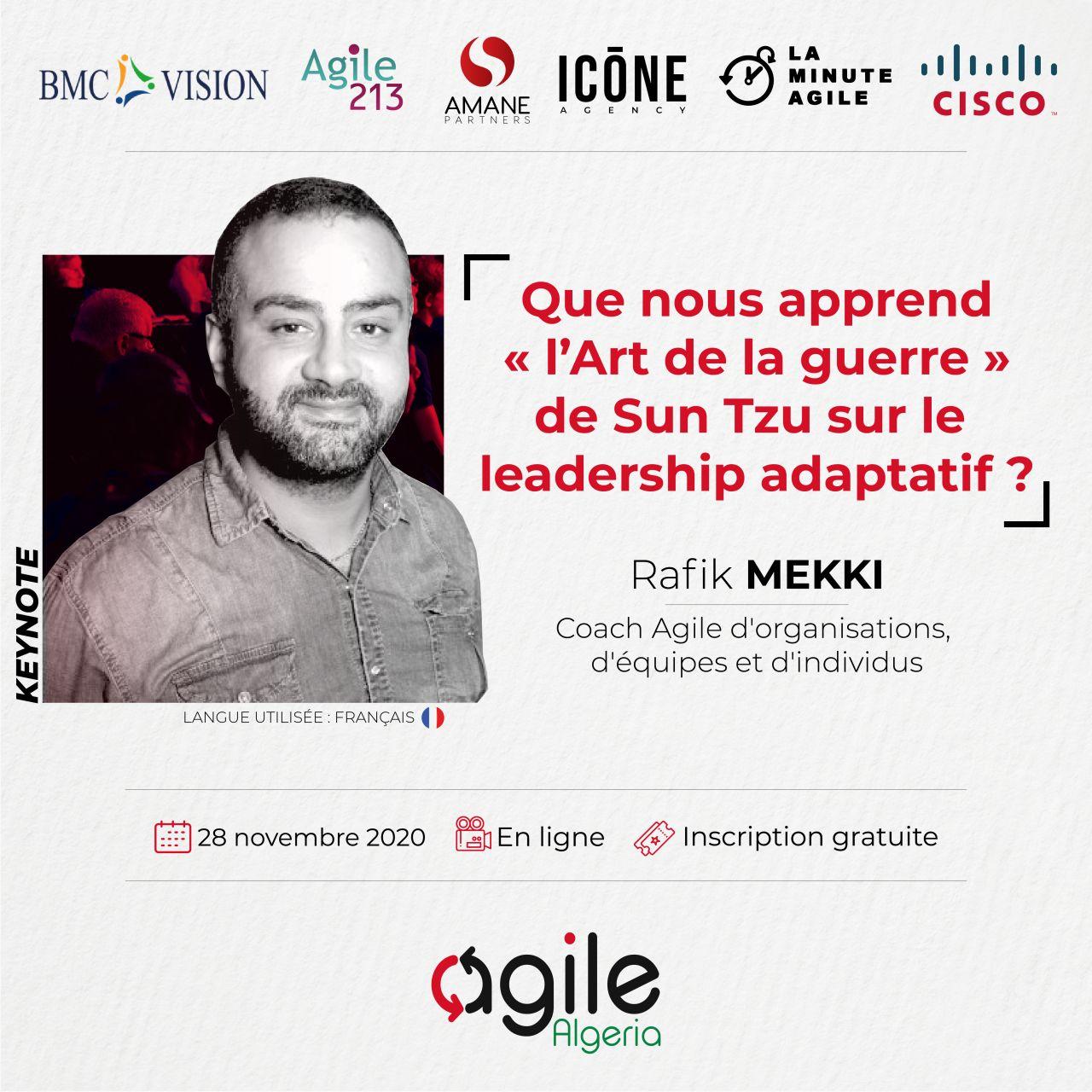 Agile algeria on LinkedIn